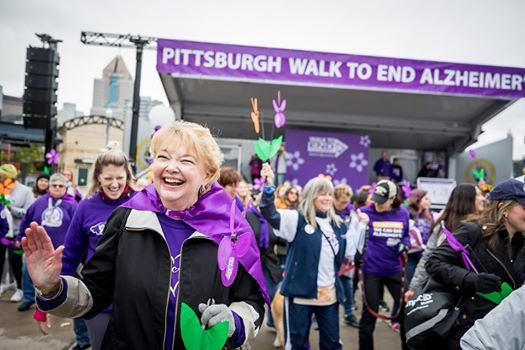 Pittsburgh Walk to End Alzheimers