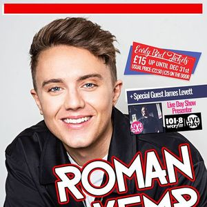 The Robin 2 presents Roman Kemp LIVE DJ SET