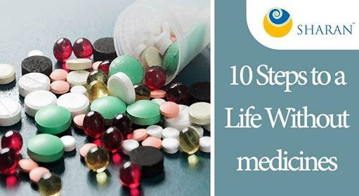 10 Steps to a Life without Medicines - Mumbai