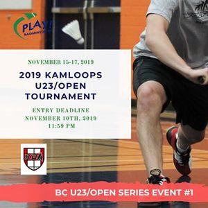 2019 Kamloops U23Open30  - BC U23Open Series Event 1
