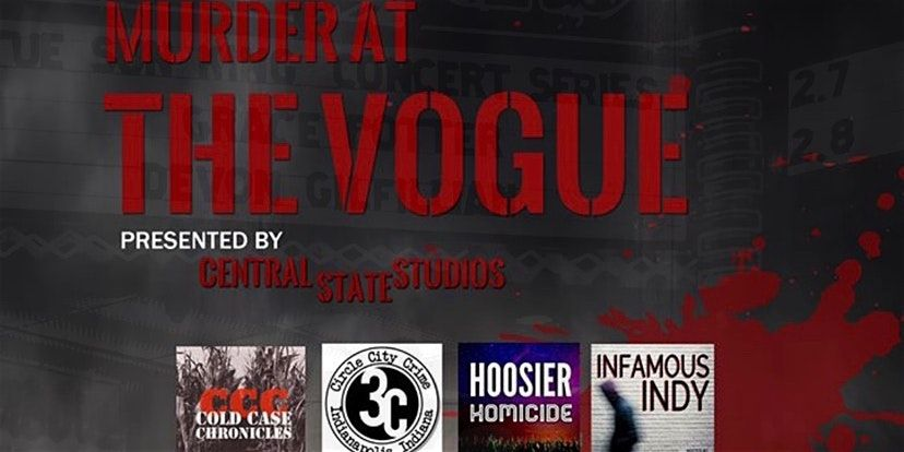 Mder at The Vogue An Afternoon of True Crime