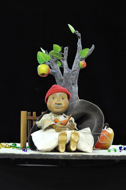 Susi Claus Janoschs Das Apfelmnnchen