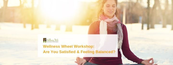 Wellness Wheel Satisfied With Life