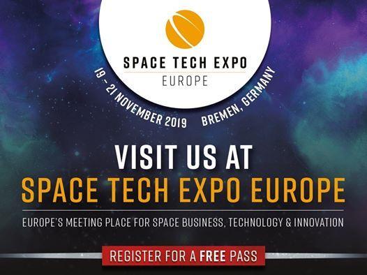 Space Tech Expo Europe