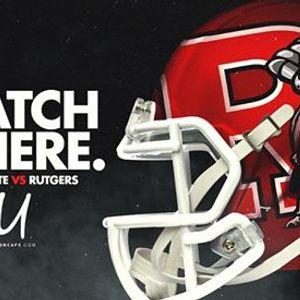 OSU at Rutgers Scarlet Knights