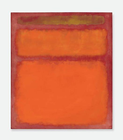 Meesterwerken XL Rothko