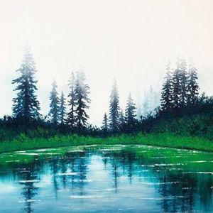 Paint Nite - Tranquility Lake