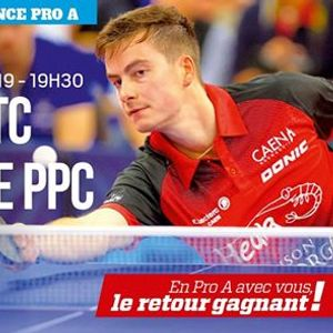 Pro A Caen TTC vs Villeneuve-sur-Lot