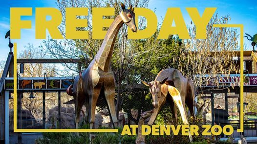 Free Day at Denver Zoo