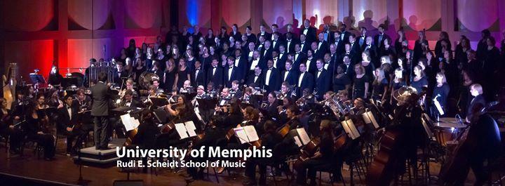 Memphis Symphony Orchestra Classic Accents