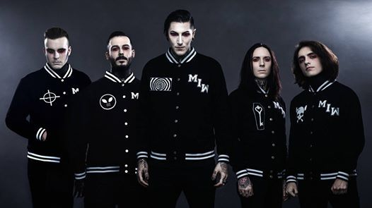 Motionless In WhiteBeartooth Diseased and Disguised Tour