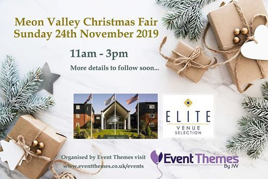 Christmas Craft Fair - Meon Valley Hotel