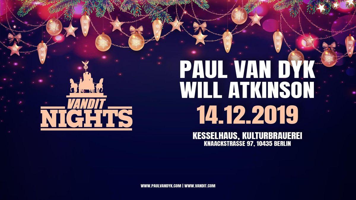 Paul van Dyks Winter VANDIT Night 2019