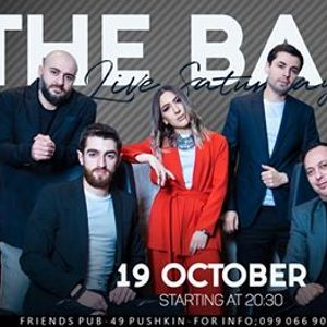 Live Saturday and fun The Band