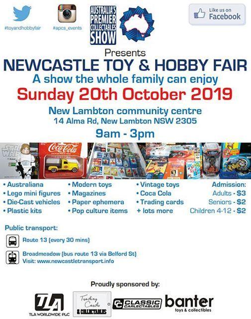 Newcastle Toy and Hobby Fair