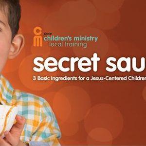 Childrens Ministry Local Training - Walpole MA