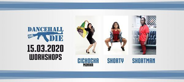 Dancehall or Die 2020 - workshops