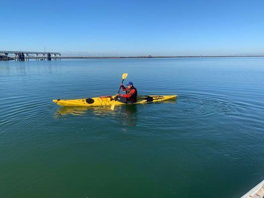 Sea Kayaking II (Oakland)
