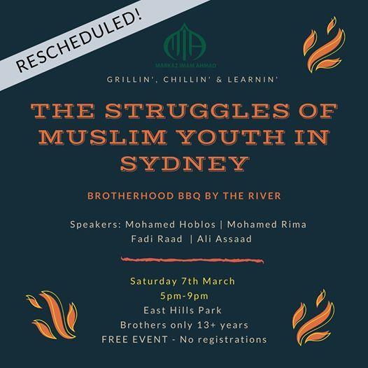 The Struggles Of Muslim Youth  Mohamed Hoblos